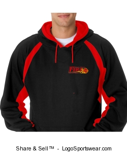 Hook Hood Fleece Design Zoom